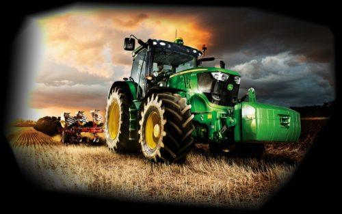 Profesionalus žemės ūkio technikos ir vilkikų galingumo didinimas