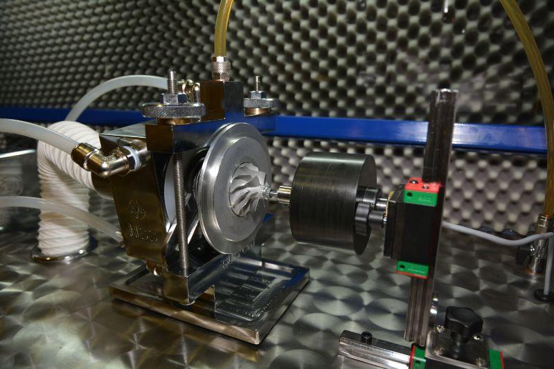Turbokompresorių remontas ir diagnostika