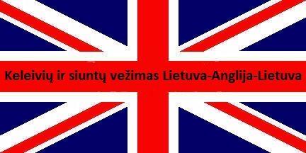 Lietuva-Anglija Anglija-Lietuva