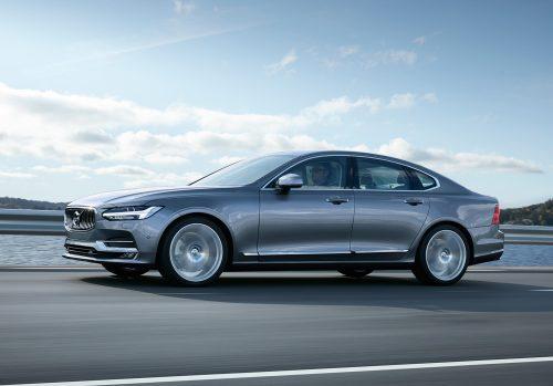 """Volvo Cars"" pristato ilgai lauktą ""premium"" segmento sedaną – ""Volvo S90"""