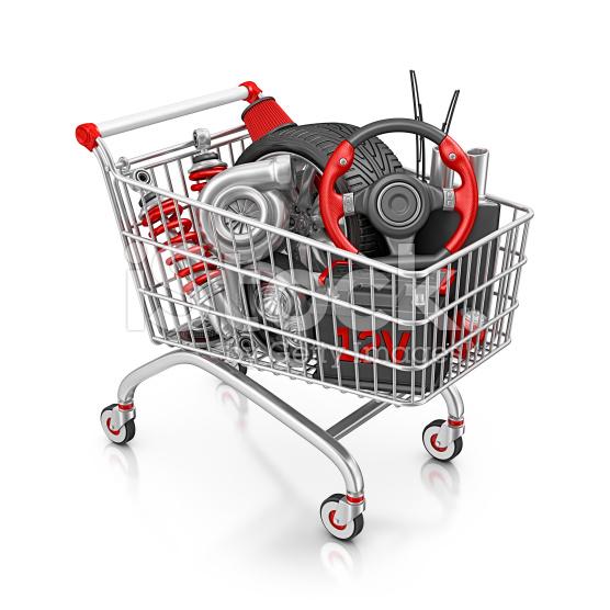 Automobilių dalys internetu – kokie to privalumai?