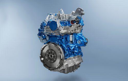 """""""Ford EcoBlue"""" dyzelinis variklis: valgo mažiau, dirba daugiau"""