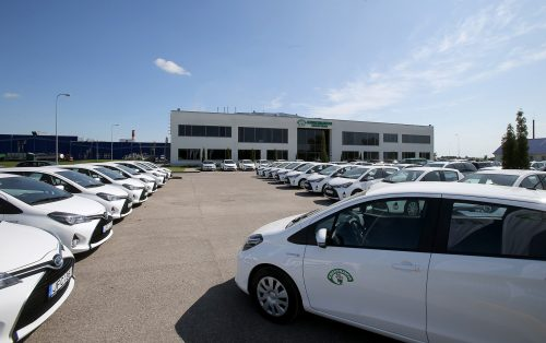 """Investuodama į hibridinius automobilius """"Krekenava"""" tikisi sutaupyti"""