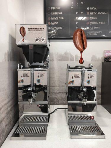 Testas Lietuvoje: ar vairuojantiems lietuviams reikia daugiau kofeino?