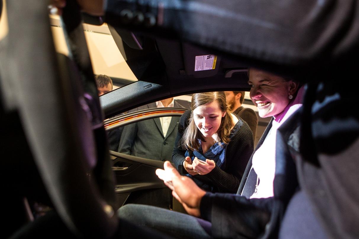 """Vilniuje duris atvėrė atnaujinti """"Jaguar Land Rover"""" namai"""