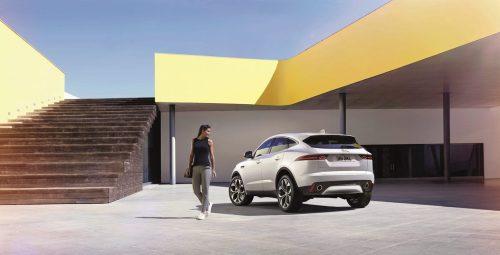 """""""Jaguar E-Pace"""" saugumui – penkios žvaigždutės"""