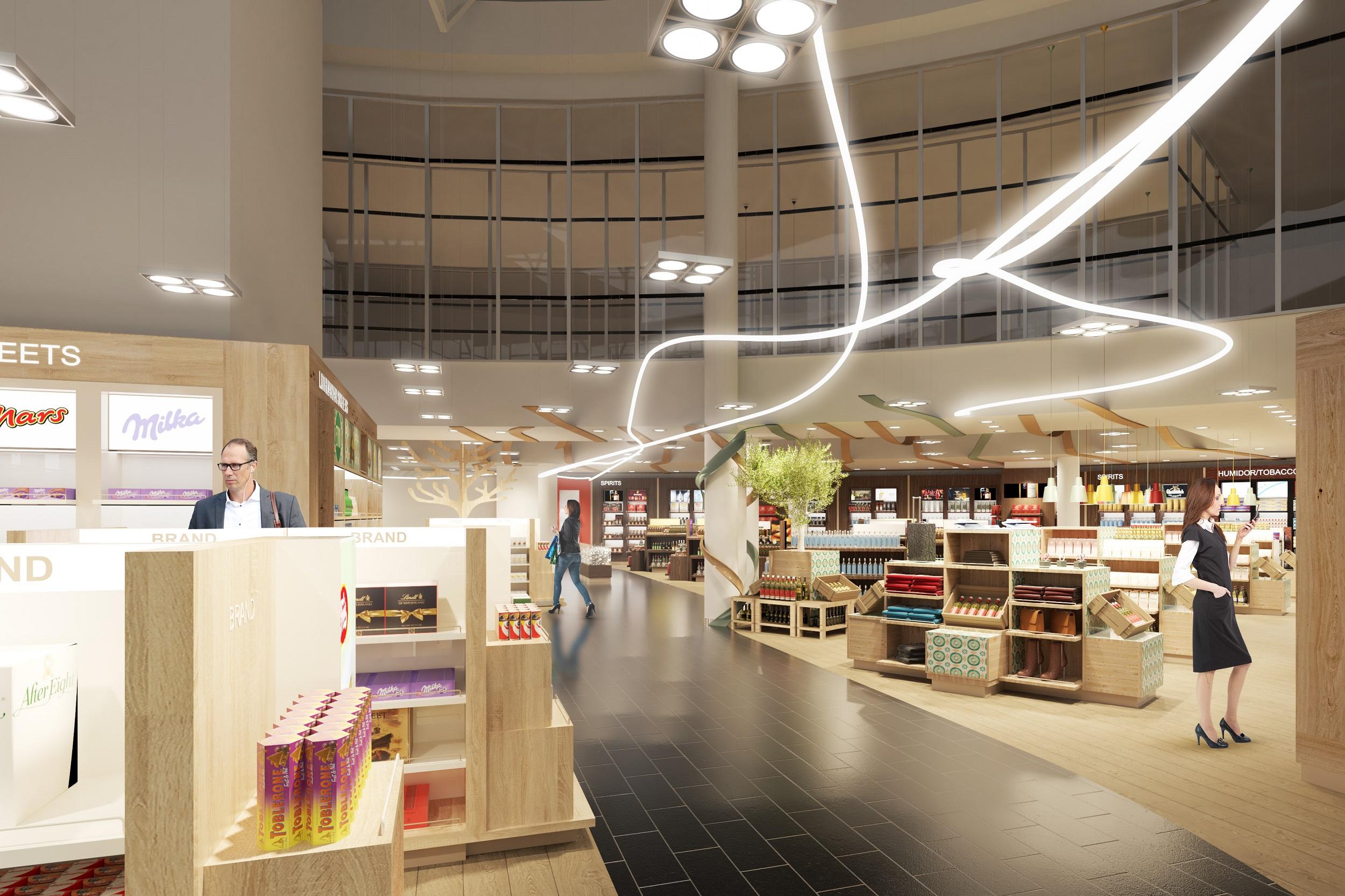 """Vilniaus oro uosto """"Duty free"""" parduotuvių laukia grandioziniai pokyčiai"""