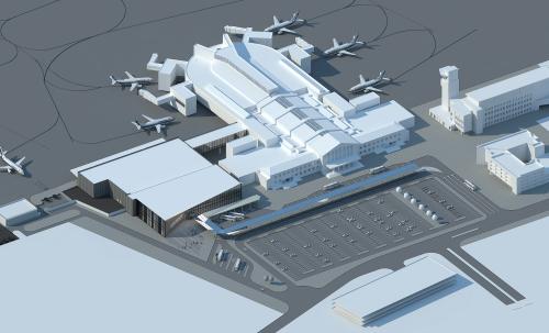 Po tako rekonstrukcijos Vilniaus oro uostas imasi terminalo modernizacijos