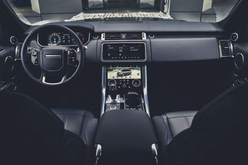 """Naujasis """"Range Rover Sport"""" – jau Lietuvoje"""