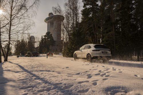 """Vilniaus """"Porsche"""" centras plečia veiklą: įsteigė išskirtinių kelionių klubą"""