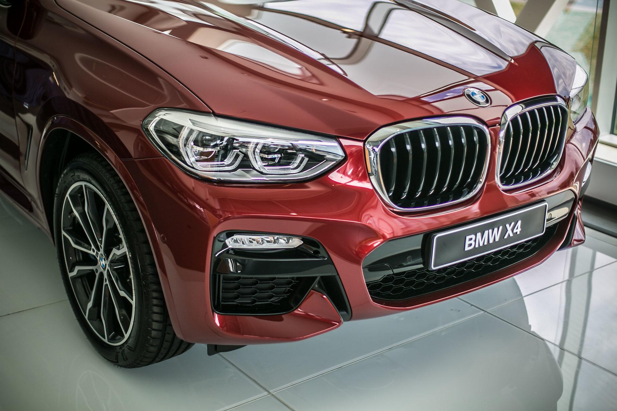 Atletiškasis antros kartos BMW X4  – jau Lietuvoje