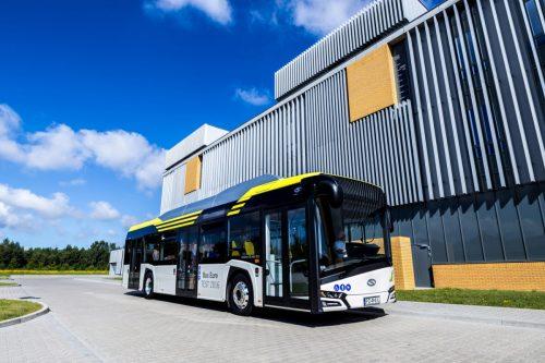 Vilnius pradeda dar vieną ambicingą viešo transporto atnaujinimo etapą