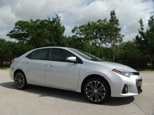 Toyota Corolla 2016 model