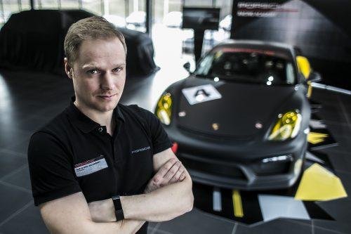 """Porsche Baltic"" komandai – paskutinis sezono išbandymas"