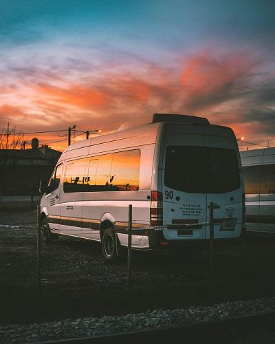 Po Europą – kelionė mikroautobusu