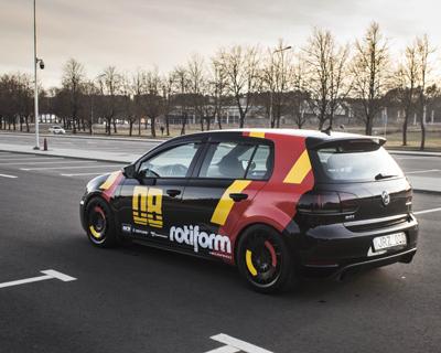 Modifikuoti automobiliai – ne lietuviškoms žiemoms