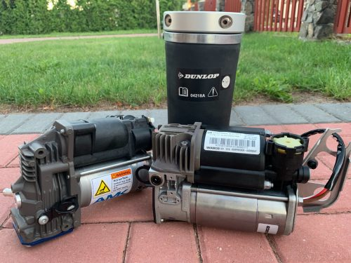 Wabco vaziuokles oro kompresoriaus remontas restauravimas