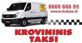 Krovininis-Taksi