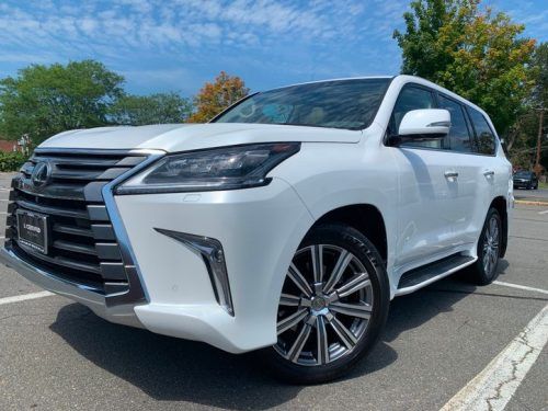 2017 Lexus Lx 570 Perfect Condition