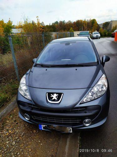 Peugeot 207,2008 m.rida100000 KM.