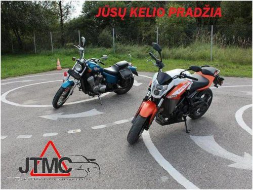 A kategorijos vairavimo kursai Vilniuje