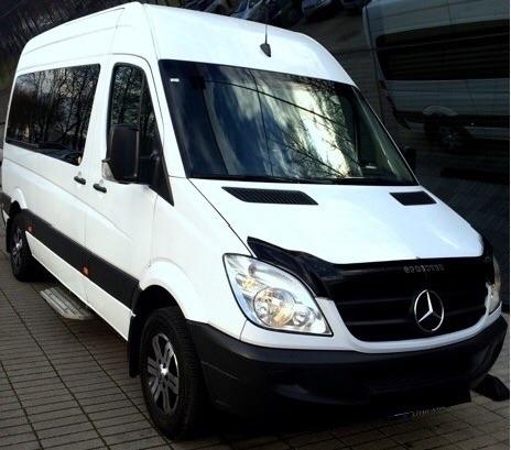 Mikroautobuso Paslaugos Keleiviu Siuntu Pervežimas