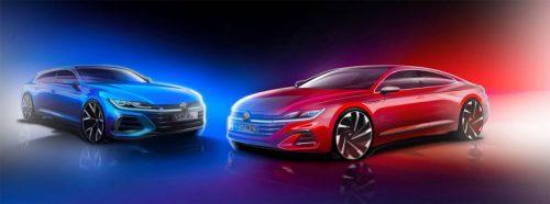 """""""Volkswagen"""" leido žvilgtelėti į naująjį """"Arteon"""": virtuali pasaulinė premjera įvyks birželio 24-ąją"""
