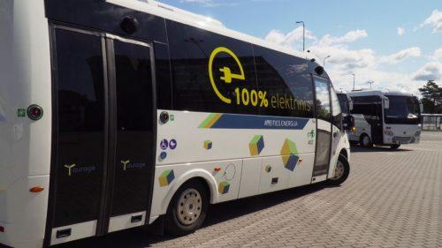 Pokyčiai Tauragėje – nuo rugpjūčio rajono gyventojai viešuoju transportu naudosis nemokamai
