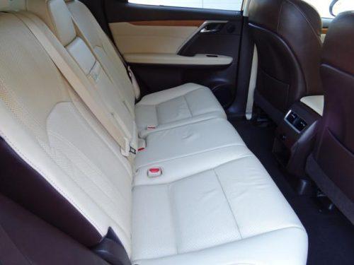 Lexus Rx 350 2017 model