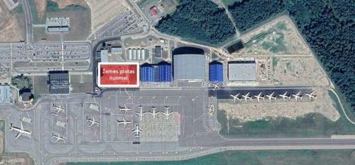 Kauno oro uoste ieškomas investuotojas: planuojama plėsti orlaivių techninio aptarnavimo infrastruktūrą