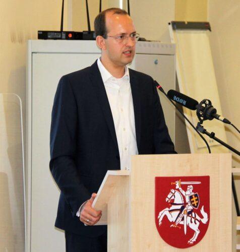 Bendraamžiai: kelias Vilnius–Utena ir susisiekimo ministras