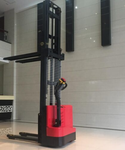1200 kg aukšto kėlimo vežimėlis