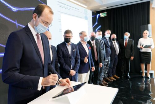 Public and private sectors agreed on actions regarding 5G connection in Lithuania
